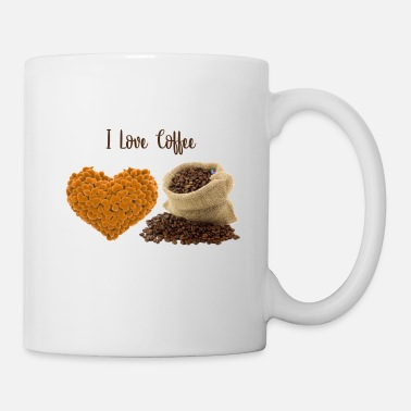 Love Coffee - Mug