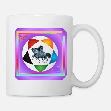 European Champion Germany horces - Mug