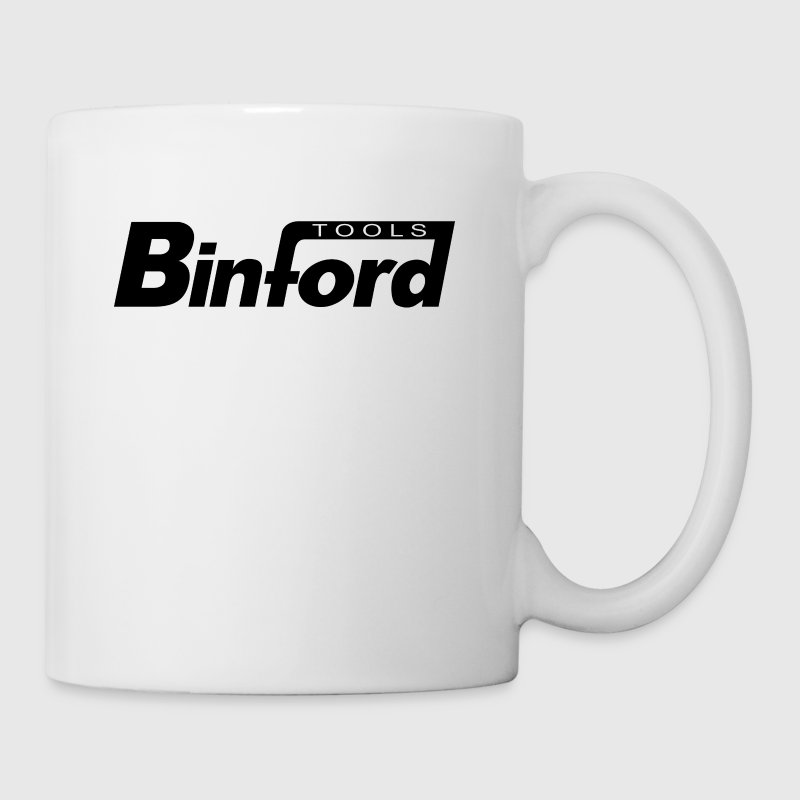 Binford Tools (home improvement) (black) - Coffee/Tea Mug