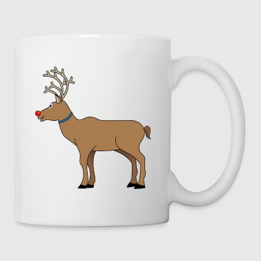 Rudolph The Red Nosed Reindeer - Coffee/Tea Mug
