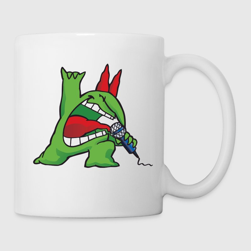 Just For Laughs Gags Victor rockstar - Coffee/Tea Mug