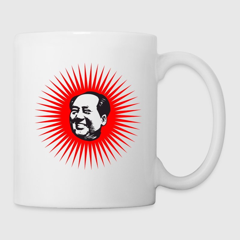 Chairman Mao Head - Coffee/Tea Mug