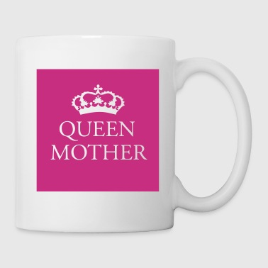 Gin O'Clock Queen Mother - Coffee/Tea Mug