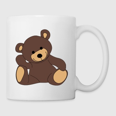 Teddy, Teddy Bear, stuffed animal - Coffee/Tea Mug