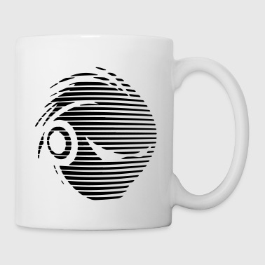 deejay logo - Coffee/Tea Mug