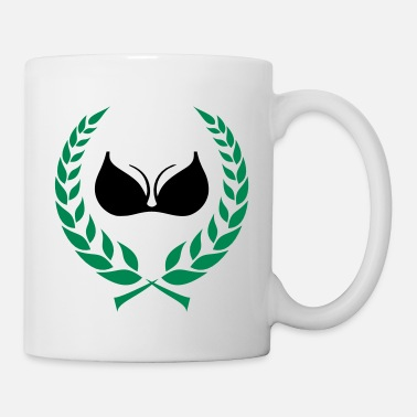 Man Boobs - Coffee/Tea Mug