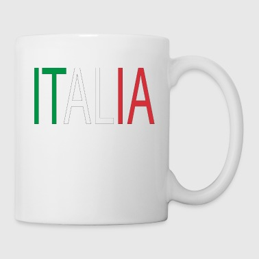 TEE SHIRT ITALIA - Coffee/Tea Mug