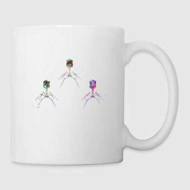 Bacteriophage - Coffee/Tea Mug