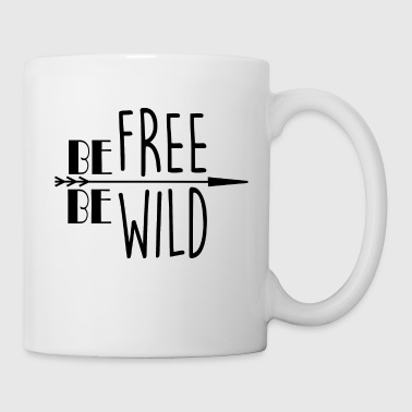 Destiny befreebewild2 - Coffee/Tea Mug