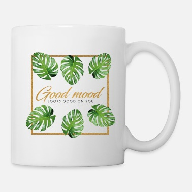 Look Good Good mood looks good on you - Coffee/Tea Mug