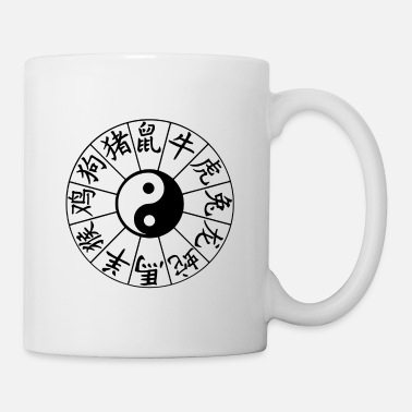 Chinese Tiger Chinese astrological signs - Mug
