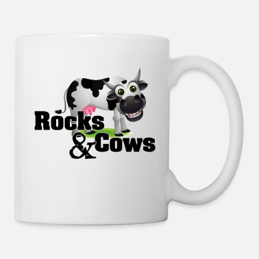 Government Rocks & Cows - Mug