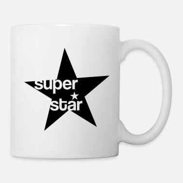 Super Star Super Star - Coffee/Tea Mug