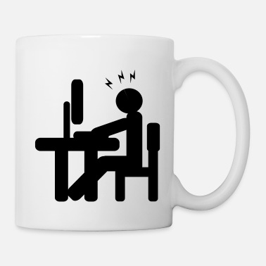 Coder Angry coder - Coffee/Tea Mug
