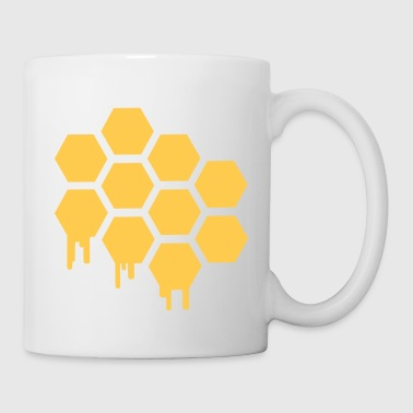 Honeycomb - Coffee/Tea Mug