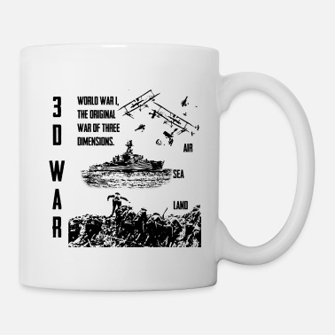 World 3D War - Coffee/Tea Mug