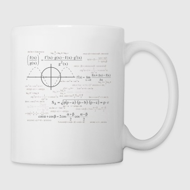 mathematical function - Coffee/Tea Mug