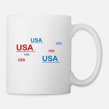 Usa USA USA USA - Coffee/Tea Mug
