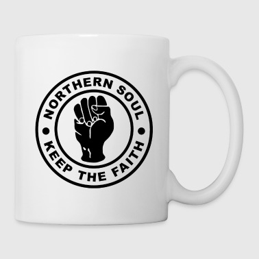 Northern Soul Keep the Faith - Coffee/Tea Mug