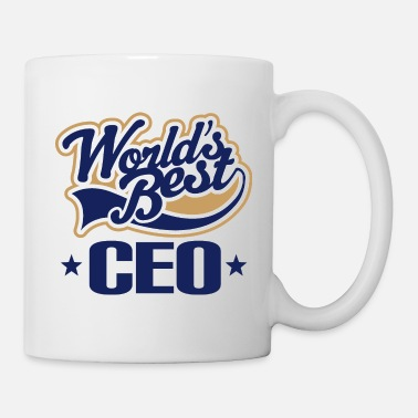 Boss Worlds Best CEO Boss Gift - Coffee/Tea Mug