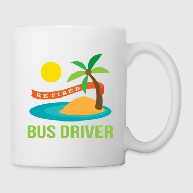 Retired Bus Driver Retirement Gift - Coffee/Tea Mug
