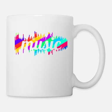 Soundwave music soundwave - Coffee/Tea Mug