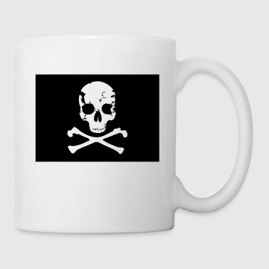 Pirate, Pirat Flag - Coffee/Tea Mug