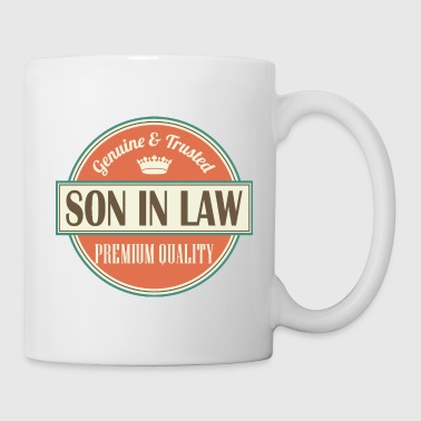 Son In Law gift (vintage) - Coffee/Tea Mug