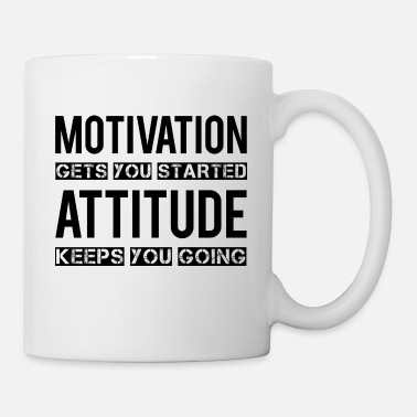 Motivation - Coffee/Tea Mug