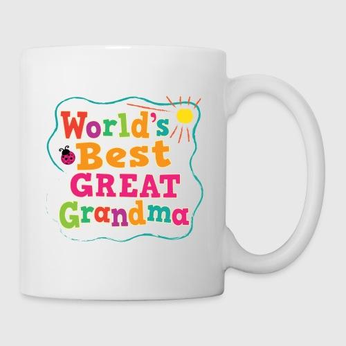 great grandma worlds best by homewiseshopper spreadshirt