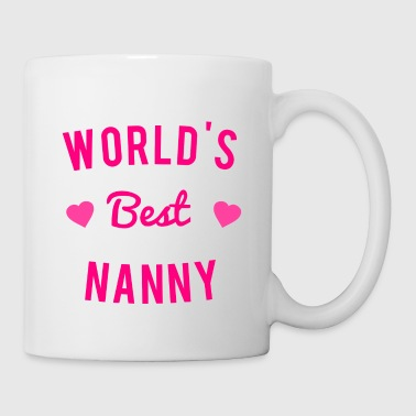 World's Best Nanny - Coffee/Tea Mug