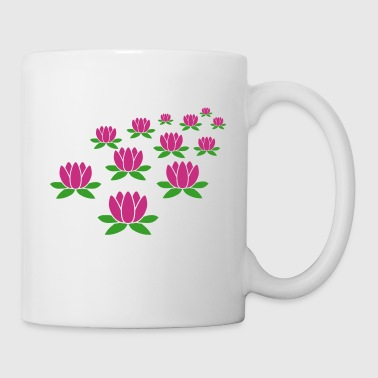 Lotus flowers - Coffee/Tea Mug