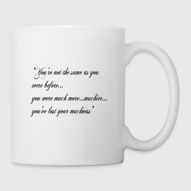 The Mad Hatter, Alice in Wonderland - Coffee/Tea Mug