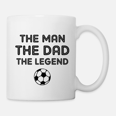 Myth Legendary Soccer Dad - Mug