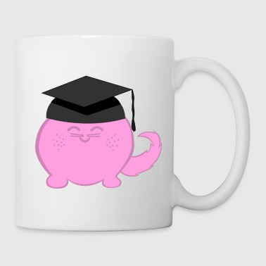 Graduated Cat - Coffee/Tea Mug