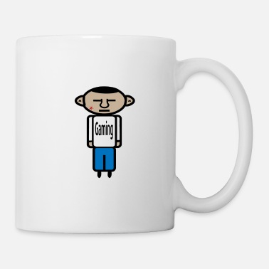 Grimm Grimm Assassin9 Lil man Gaming - Coffee/Tea Mug