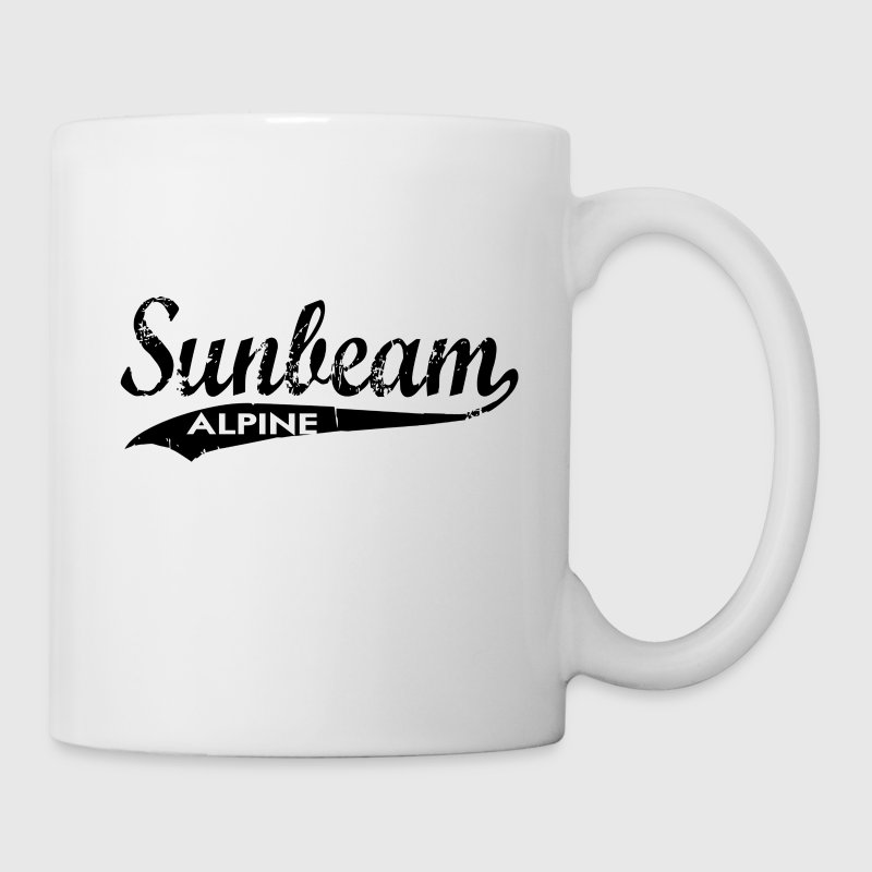 Sunbeam Alpine - Coffee/Tea Mug