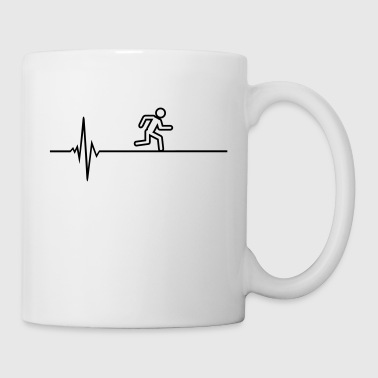 runner - Coffee/Tea Mug