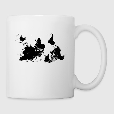 World Map - Coffee/Tea Mug