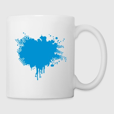 splatter - Coffee/Tea Mug