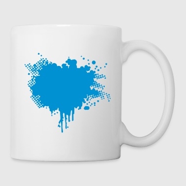 Splatter splatter - Coffee/Tea Mug