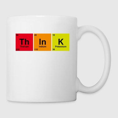 think - Coffee/Tea Mug