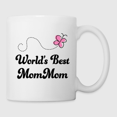 Mom Mom (World's Best) - Coffee/Tea Mug