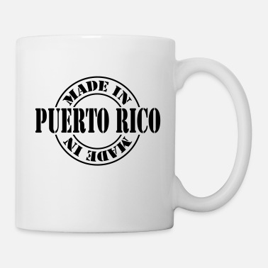 Puerto Rico made_in_puerto_rico_m1 - Coffee/Tea Mug