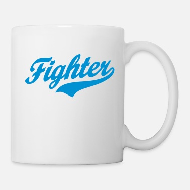 Fighter fighter - Coffee/Tea Mug