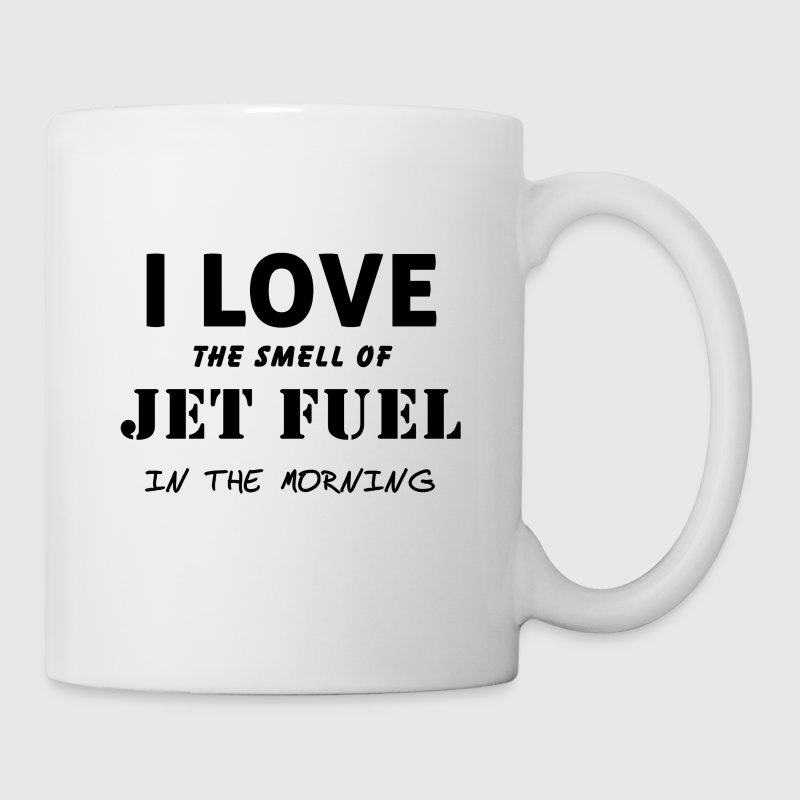 Jet Fuel Design - Coffee/Tea Mug