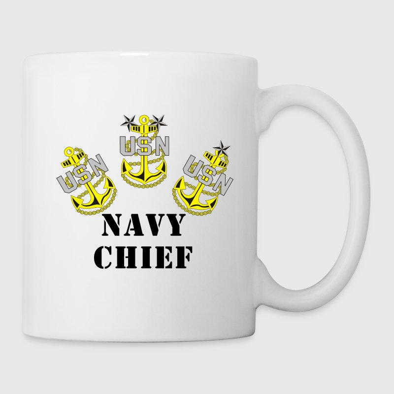US Navy Chief Design 1 - Coffee/Tea Mug