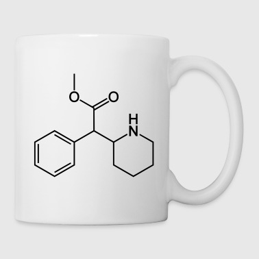 methylphenidate chemical formula - Coffee/Tea Mug