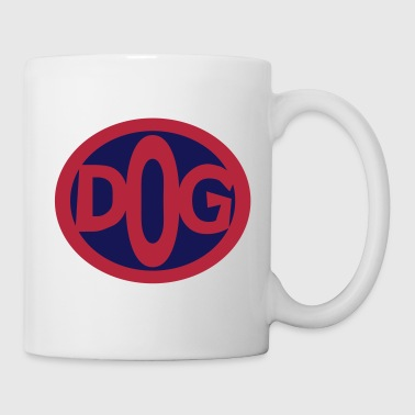 Super, Hero, Super hero, Super Dog - Coffee/Tea Mug