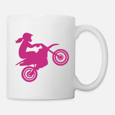 Motocross Motocross - Coffee/Tea Mug